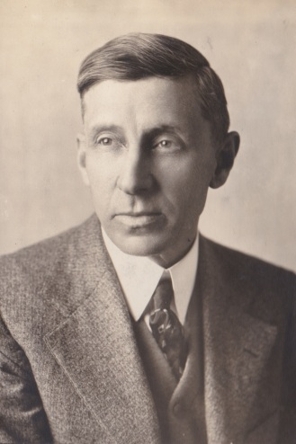 Portrait of Charles George Mumbrauer, ca. 1925, courtesy of Andrew Hahn